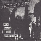 """ARTGERECHT - Der Preis Des Schweigens  E.P. 7"""""""