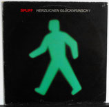 SPLIFF - Herzlichen Glückwunsch LP