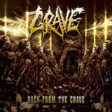 GRAVE - Back From The Grave LP