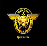 MOTÖRHEAD - Hammered LP