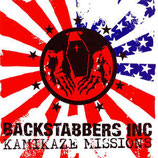 BACKSTABBERS INCORPORATED - Kamikaze Missions LP