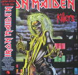 "IRON MAIDEN - ""Killers"" LP"