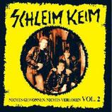 SCHLEIM-KEIM - Nichts Gewonnen, Nichts Verloren Vol 2 LP