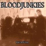 BLOODJUNKIES - Maladies LP