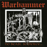 WARHAMMER - No Beast So Fierce...LP