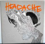 "BIG BLACK - Headache 12"" EP"