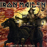 "IRON MAIDEN - ""Death On The Road"" 2LP"