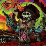 MORTILLERY - Murder Death Kill LP
