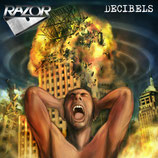 RAZOR - Decibels LP