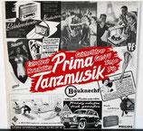 "PRIMA TANZMUSIK - Various / VA / Sampler 10"""