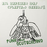 Im Zeichen Des (Pleite-) Geiers II - Punk Aus Deutschland
