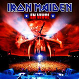 "IRON MAIDEN - ""En Vivo!"" 2LP"