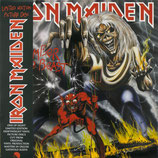 "IRON MAIDEN - ""The Number Of The Beast"" LP"