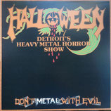"HALLOWEEN - ""Don't Metal With Evil"" LP"