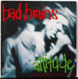 BAD BRAINS - Attitude (The ROIR Sessions) LP