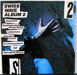 SWISS WAVE ALBUM 2 - Various / VA / Sampler LP