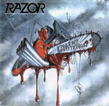 RAZOR - Violent Restitution LP
