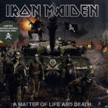 "IRON MAIDEN - ""A Matter Of Life And Death"" 2LP"
