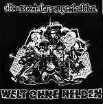 DIE ASOZIALEN SUPERHELDEN - Welt Ohne Helden LP