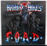 BROKEN BONES - F.O.A.D.  LP