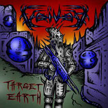 VOIVOD - Target Earth 2LP