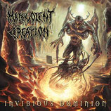 MALEVOLENT CREATION - Invideous Dominion LP