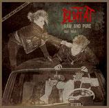 BLUTTAT - Raw And Pure, 1981-1984 LP
