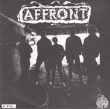 AFFRONT / DISTRICT - Split E.P. 7""
