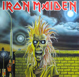 "IRON MAIDEN - ""Iron Maiden"" LP"