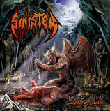 "SINISTER - ""Legacy Of Ashes"" LP"