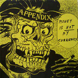 APPENDIX - Money Is Not My Currency LP