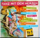 TANZ MIT DEM HERZEN - Various / VA / Sampler LP