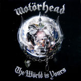 MOTÖRHEAD - The Wörld Is Yours LP