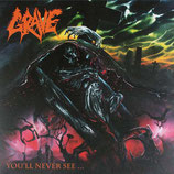 GRAVE - You'll Never See... LP