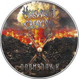 MALEVOLENT CREATION - Doomsday X LP