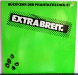 EXTRABREIT - Rückkehr Der Fantastischen 5! LP