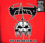 VOIVOD - To The Death 84 2LP