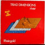 "RHEINGOLD - Triad Dimensions / River 12"""