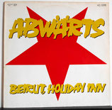 "ABWÄRTS - Beirut, Holiday Inn 12"" E.P."