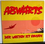 ABWÄRTS - Der Westen Ist Einsam  LP