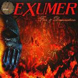 EXUMER - Fire & Damnation LP