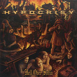"HYPOCRISY - ""Hell Over Sofia (20 Years Of Chaos And Confusion)"" 2LP"