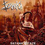 "SATANIKA - ""Satanikattack"" LP"