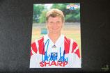 Autogrammkarte Marinus Bester (Hamburger SV) 1991/1992