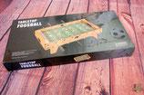 Tischkicker mit Füßen Holz, H x B x T: 23 x 37 x 69 cm