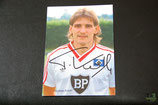 Autogrammkarte Thomas Kroth (Hamburger SV) 1986/19987
