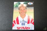 Autogrammkarte Frank Rohde (Hamburger SV) 1991/1992