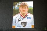 Autogrammkarte Ralf Balzis (Hamburger SV) 1986/1987