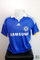 FC Chelsea Trikot (exzellent) S Vialli #9 | 2008-2009