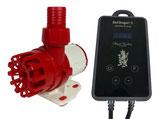 bis 3500 l/h Red Dragon® X Pumpe 40 Watt / 3m³ / 12V Rückförderpumpe RFP steuerbar